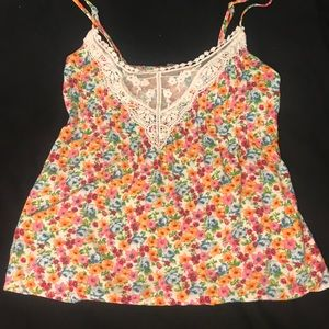 Tops - Colorful tank top